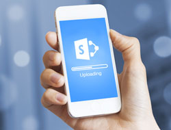 How to Upload Camera Pictures directly to Microsoft SharePoint with