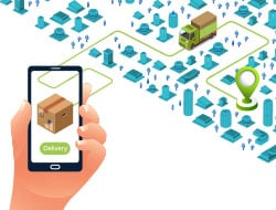7 Common Questions about Location-Based Logistics Apps