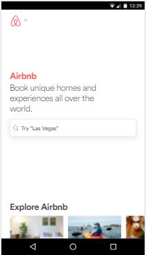 Airbnbimage PWA