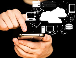 Mobile app testing in the cloud