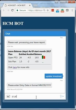 HCMBot