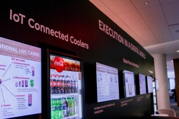 IoT Coca Cola