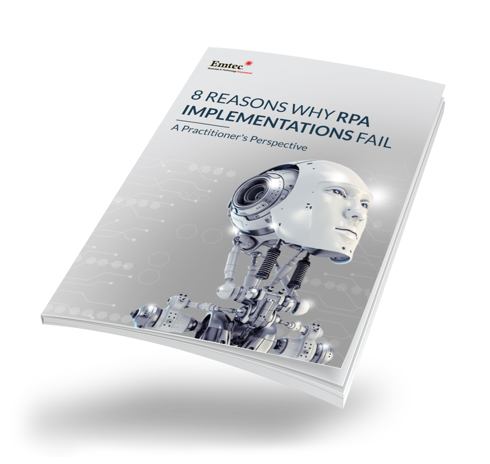 Why RPA Implementation Fails