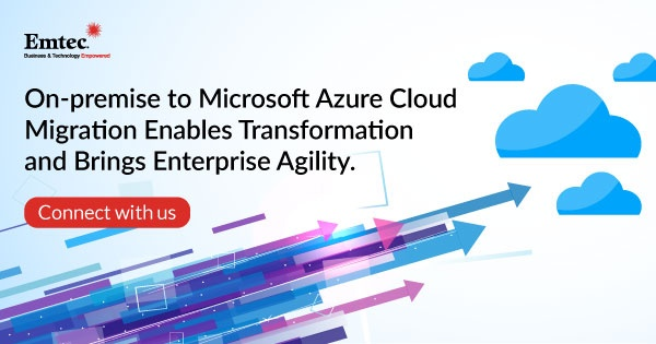 Migrating On-Premise Apps to Microsoft Azure Cloud