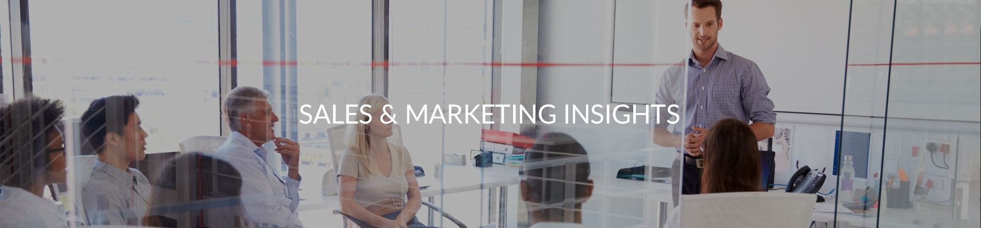 Sales and Marketing Insights
